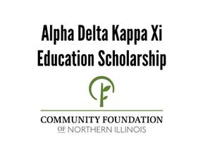 Alpha Delta Kappa Xi Education Scholarship