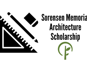 Sorensen Memorial Architecture Scholarship
