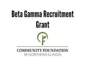 Beta Gamma Recruitment Grant
