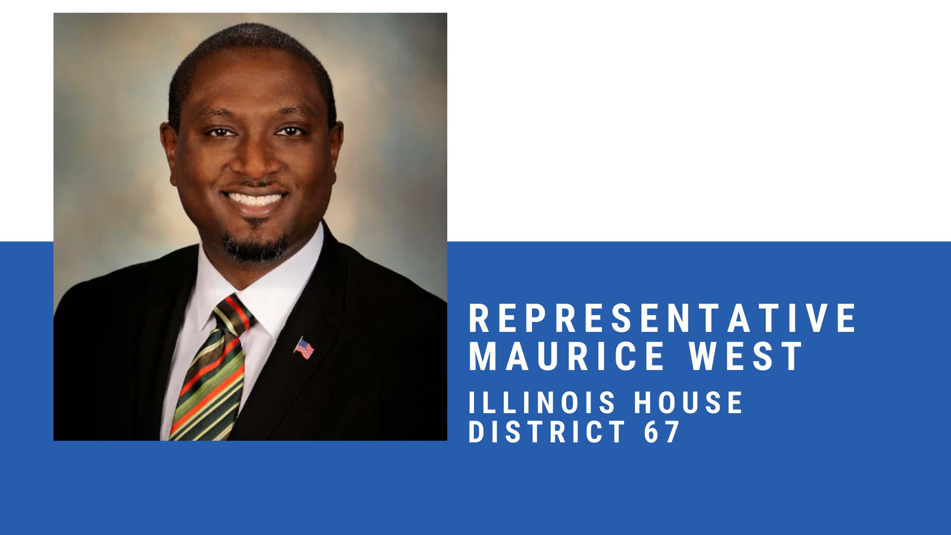 Representative Maurice West