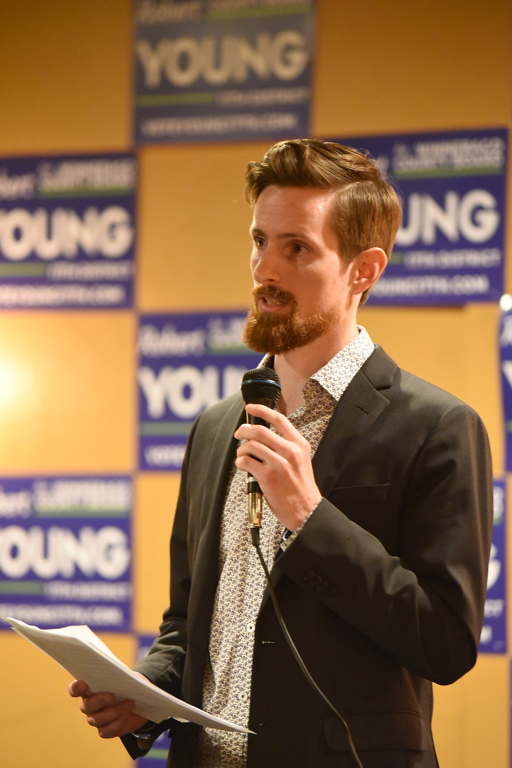 Robert Young, Candidate for Winnebago County Board