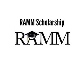 RAMM Scholarship
