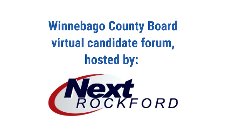 County Board Candidate Forum