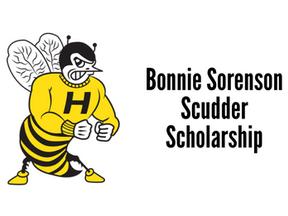 Bonnie Sorenson Scudder Scholarship