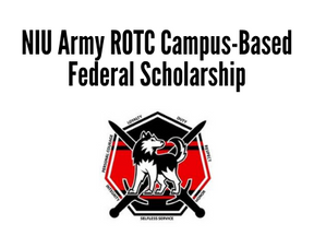 NIU Army ROTC Campus-Based Federal Scholarship