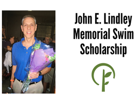 John E. Lindley Memorial Swim Scholarship
