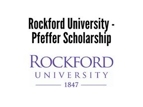 Rockford University - Pfeffer Scholarship