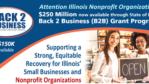 Nonprofits Eligible for Back2Business Grant
