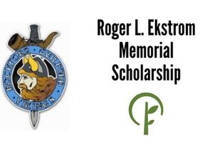 Roger L. Ekstrom Memorial Scholarship