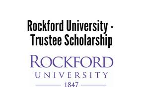 Rockford University - Trustee Scholarship