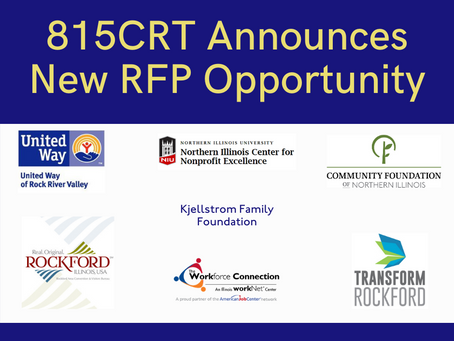 815CRT Announces RFP Opportunity - final Emerging Needs Fund Distribution
