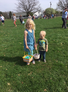 Egg Hunt fun for kids of All Ages!