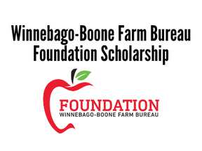 Winnebago-Boone Farm Bureau Foundation Scholarship