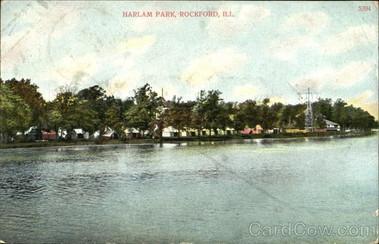 Harlem Park - Rock River Frontage