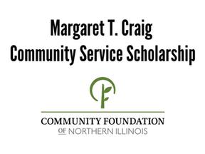 Margaret T. Craig Community Service Scholarship