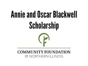 Annie and Oscar Blackwell Scholarship