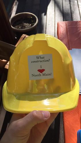 North Main Hard Hat Hoopla