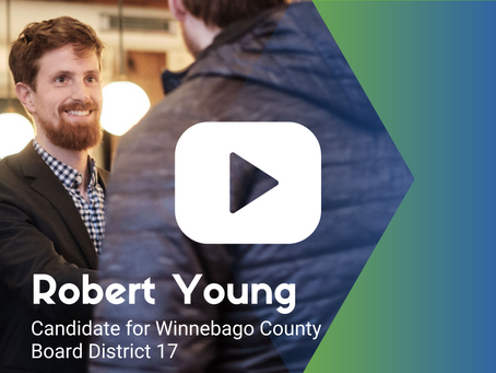 Catch the new Rob Young campaign video