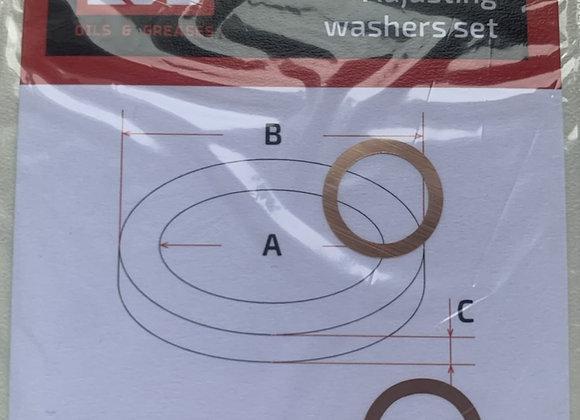 Комплект шайб рег. 9*12*0,02 мм. 2 шт.