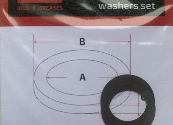 Комплект шайб рег. 12*17*0,1 мм. 2 шт.