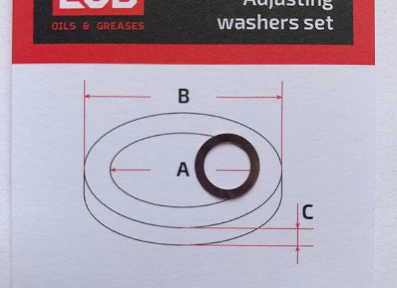 Комплект шайб рег. 7*10*0,05 мм.  2 шт.