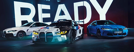 BMW Motorsport Brochure Layout