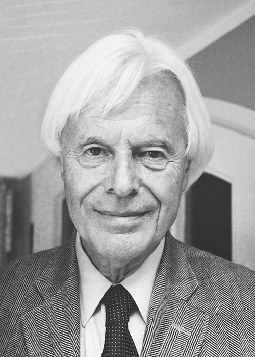David Abbott. One of the world's greatest advertising copywriters