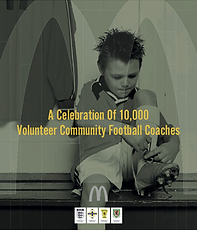 Image of the cover of the McDonalds Coaching brochure