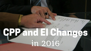 Changes to the CPP