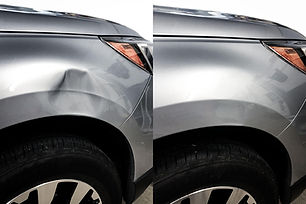 Paintless Dent Removal dent pulling