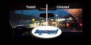 Aquapel Glass treatment, water repellent