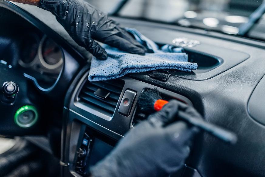 Auto Detailing, complete interior cleani