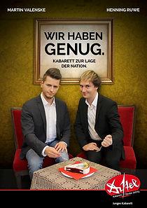 Martin Valenske & Henning Ruwe