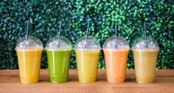 Fresh Squeezed Juice Bar
