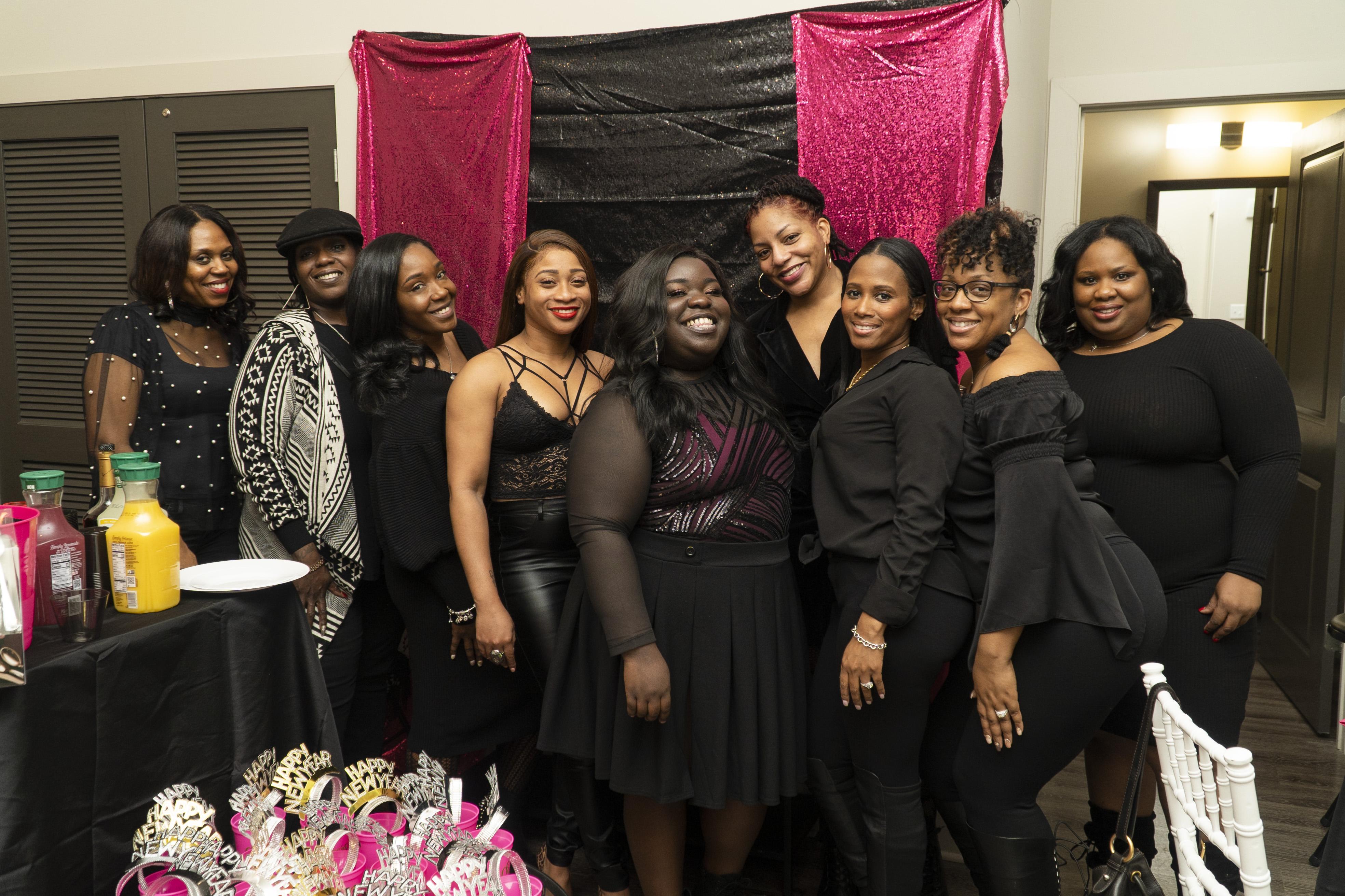 Girls Night 2020 New Years Event