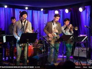 29 Июня ансамбль The Jazz Prisoners выступит в клубе Игоря Бутмана на Полянке