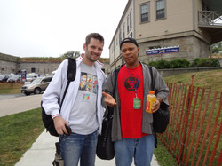 with Steve Coleman
