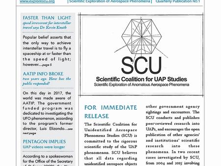 SCU Review Volume 1.1
