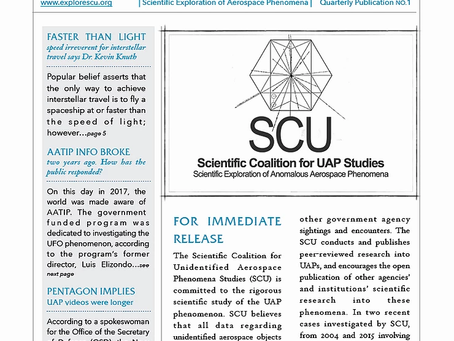 SCU Review Volume 1.1