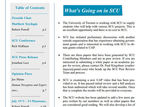 SCU Review Volume 2.3
