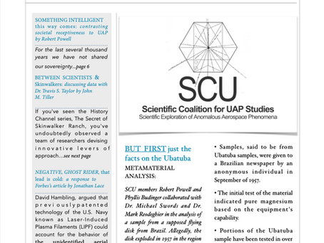 SCU Review Volume 1.2
