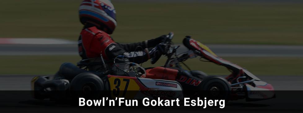 Bowl'n'Fun Gokart Esbjerg