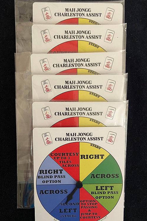 Mah Jongg Charleston Assist - 6 pack