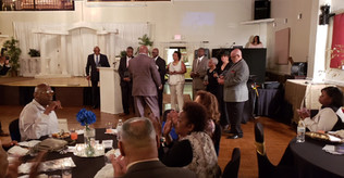 Dedicated to Service: Black Officers Honored at Local Event