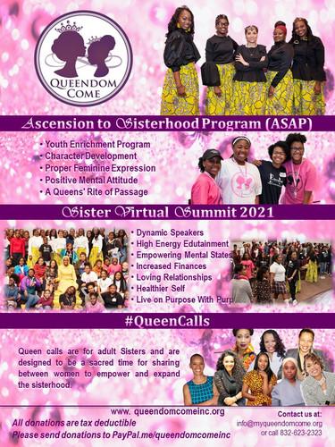 FINAL UPDATE QueendomComeVirtual Summit