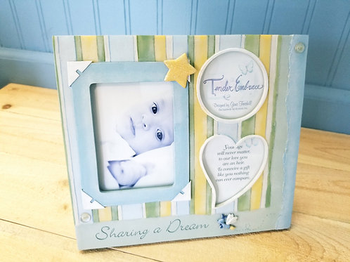 """Sharing a Dream"" Baby Frame"