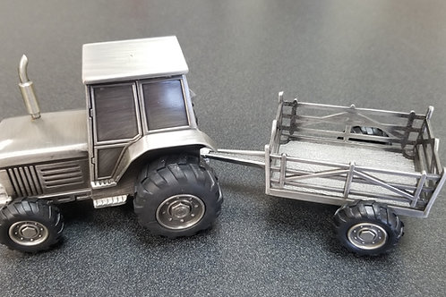 Tractor Trailer Bank