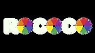 Rococo logo spectrum (white).png