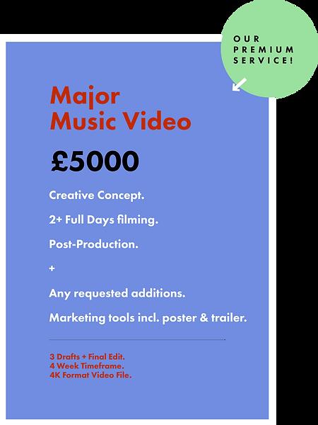 Rococo Premium Video Pricing Plan 2020 N