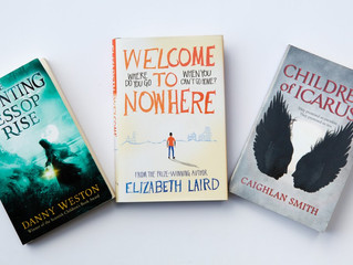 Scottish Teenage Book Prize - Announcement Tomorrow!